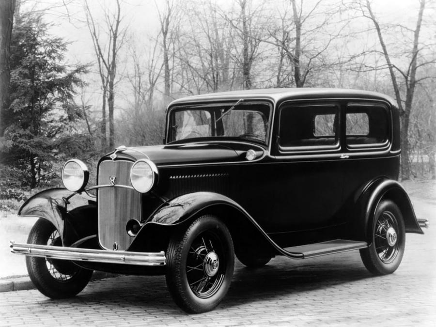 Ford V8 автомобиль Бонни и Клайда