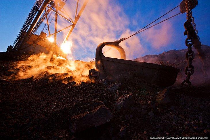 Как добывают уголь (39 фото)