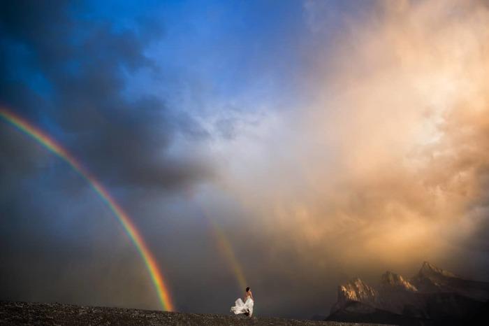 Ах эта свадьба: яркие моменты, запечатленные на фото (22 фото)