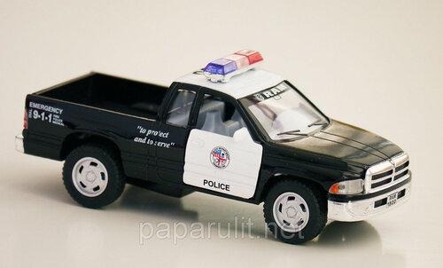 Kinsmart Dodge Ram Police