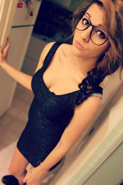 Девчонки в очках
