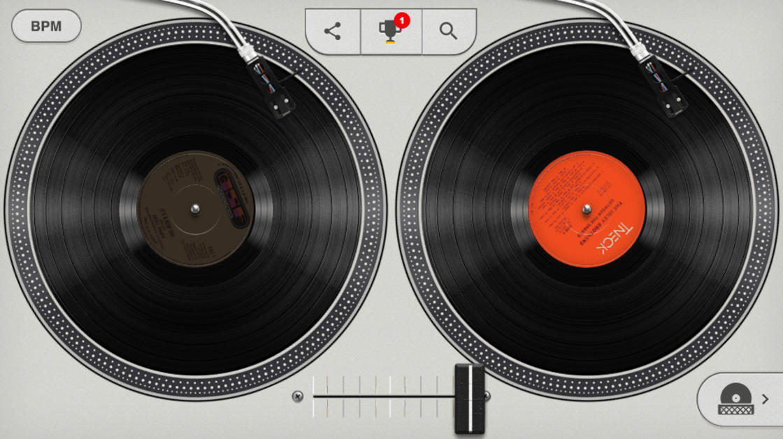 Google turns you into a DJ to celebrate the birth of Hip-Hop!