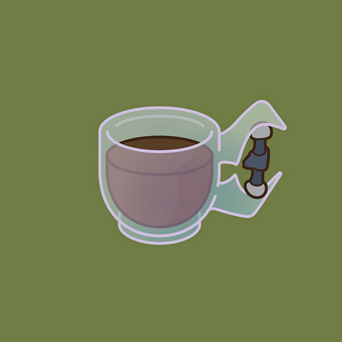 Pop Culture Coffee - Cult characters of pop culture turned into coffee cups