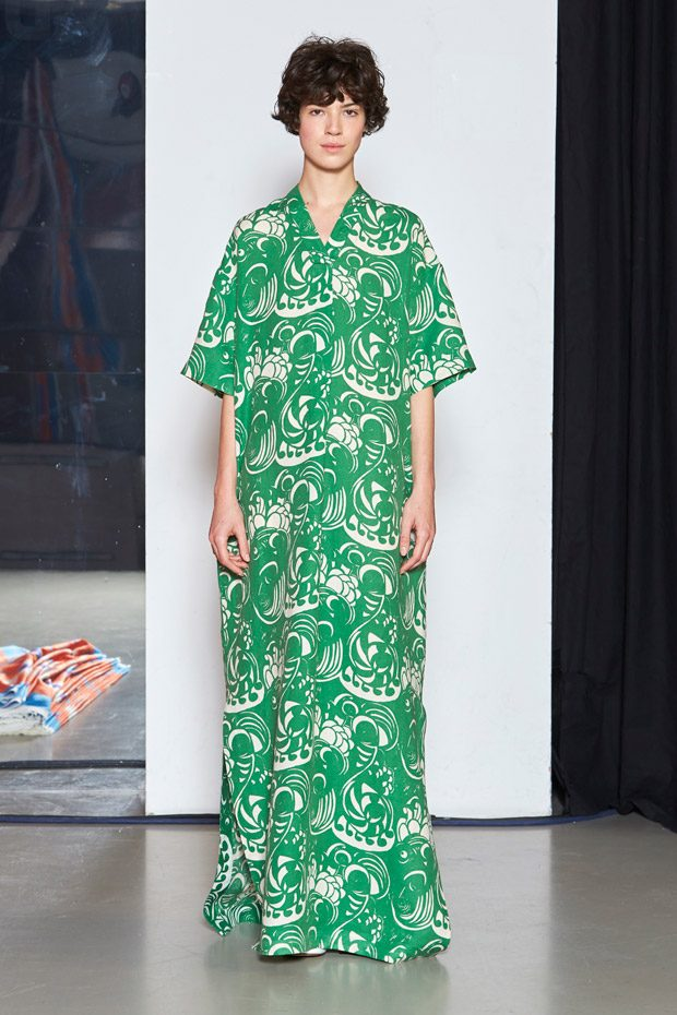 #PFW: MARIMEKKO Spring Summer 2018 Womenswear Collection