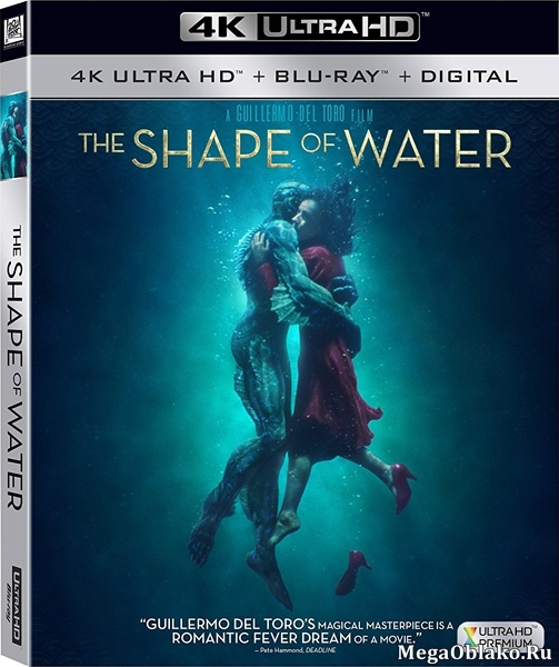 Форма воды / The Shape of Water (2017) | UltraHD 4K 2160p