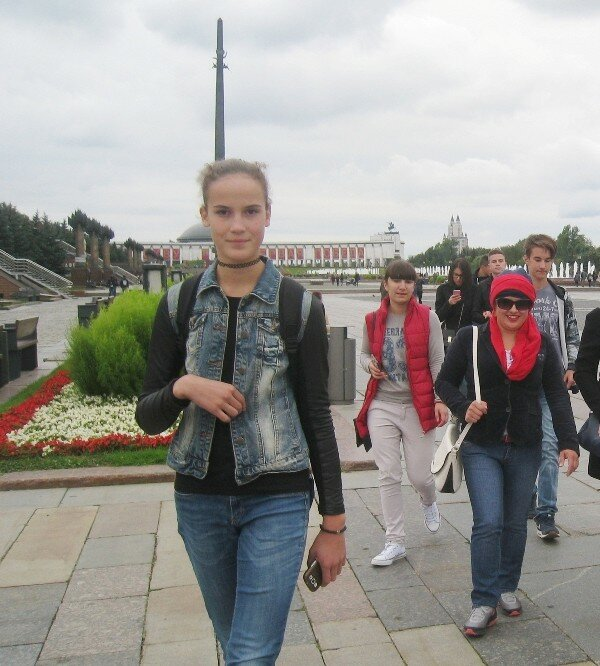 сербы в России, косовские дети в России, путешествия