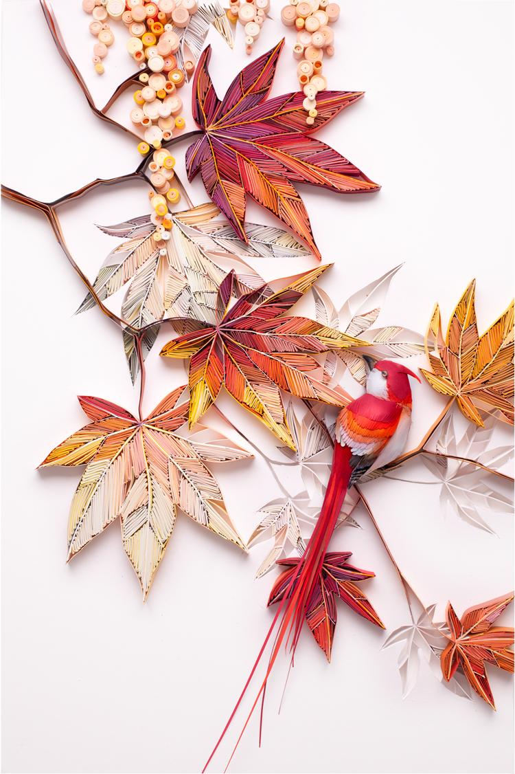 A World Made of Paper by Yulia Brodskaya