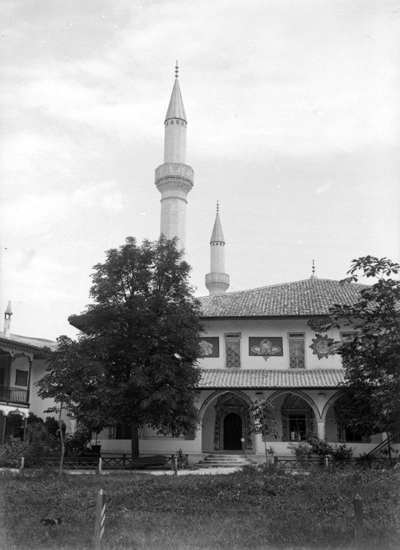 Большая ханская мечеть
