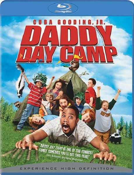 Дежурный папа: Летний лагерь / Daddy Day Camp (2007/BDRip/HDRip)