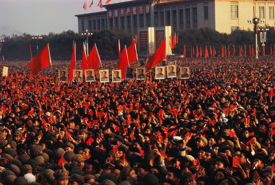 Photos of Red Guards, China 1966 (10).jpg
