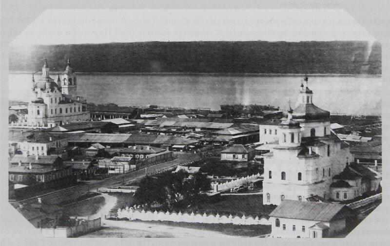 1864 Захарьевская и Богоявленская церкви. Фото П.С.Паутова.jpg