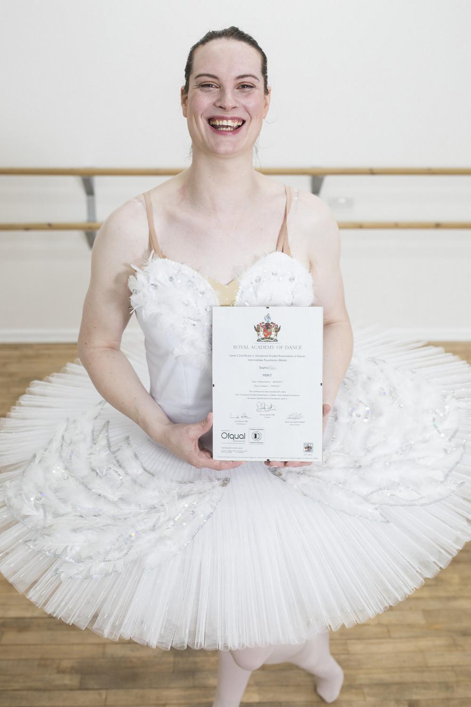 Первая балерина-трансгендер