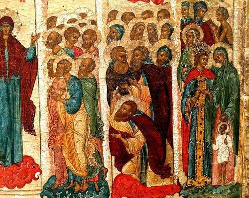 14 ОКТЯБРЯ - ВЕЛИКИЙ ПРАЗДНИК ПОКРОВА ПРЕСВЯТОЙ БОГОРОДИЦЫ!