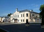 Здание бывшей городской управы в Коломне
