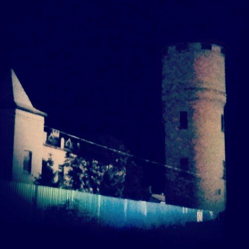 Водонапорная башня станции Россошь
