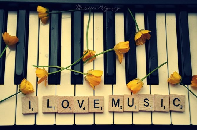 1 октября - Международный день музыки. Поздравляем!