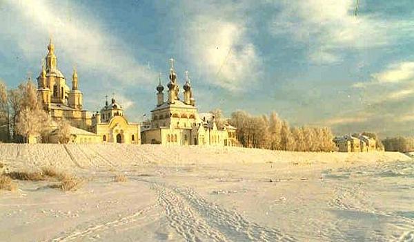 Сегодня Дед Мороз в Великом Устюге отмечает свой День рождения