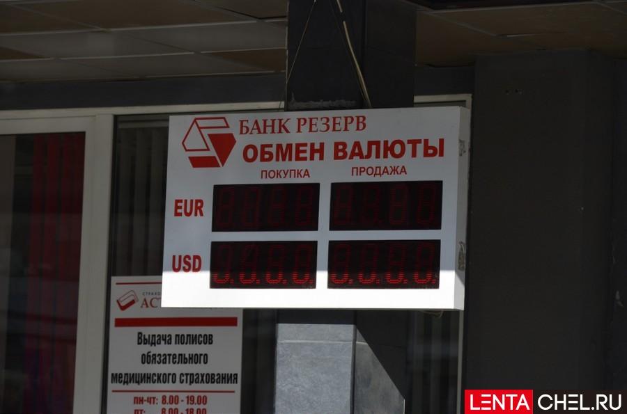 Челябинский банк «Резерв» признали банкротом