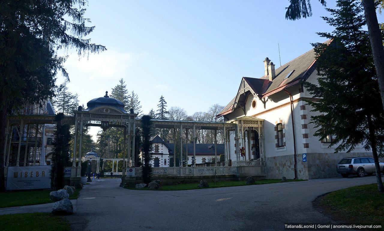 Пригороды Вены