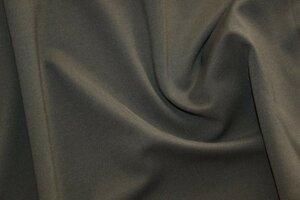 ИТ1297 550руб-м Трикотаж биэластичный типа пунтомилано,цвет серый защитный,трикотаж приятный,отлично тянется,упругий,для платьев,юбок,брюк,подвязов,шир1,33м,вискоза 60%,пэ 37%,эластан 3%