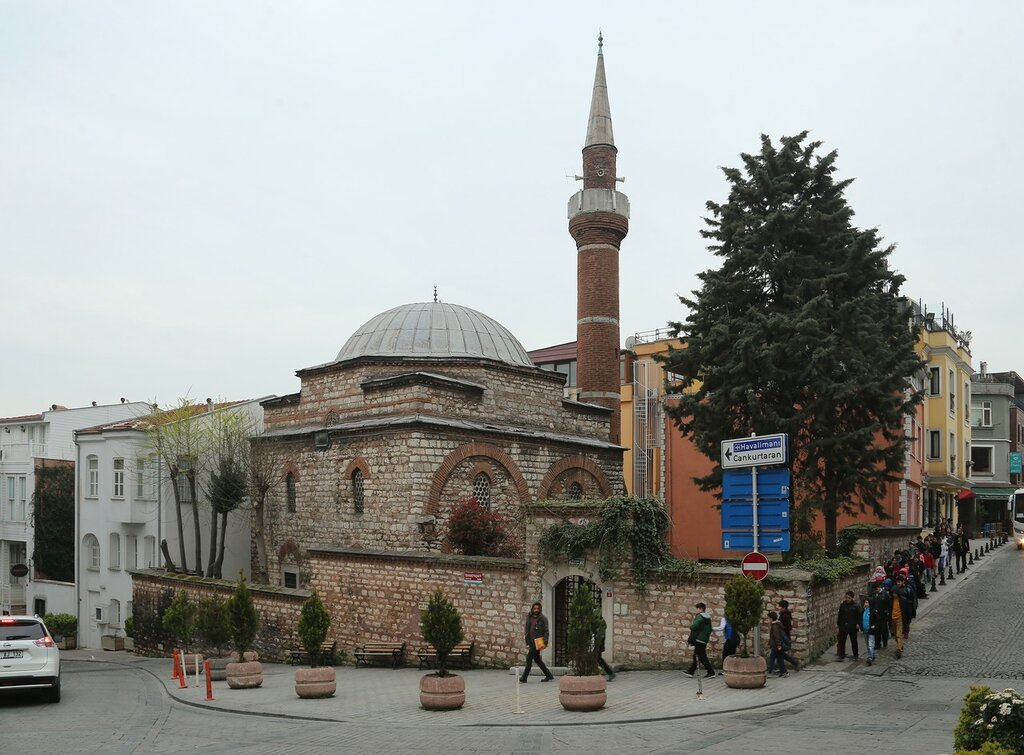 Стамбул. Мечеть Ишак-паши (İshak Paşa Camii)