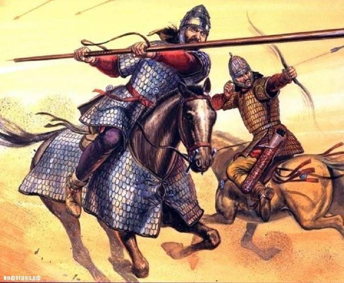 Сарматы были военизированным народом, и, возможно, этот мальчик должен был стать конным кавалеристом