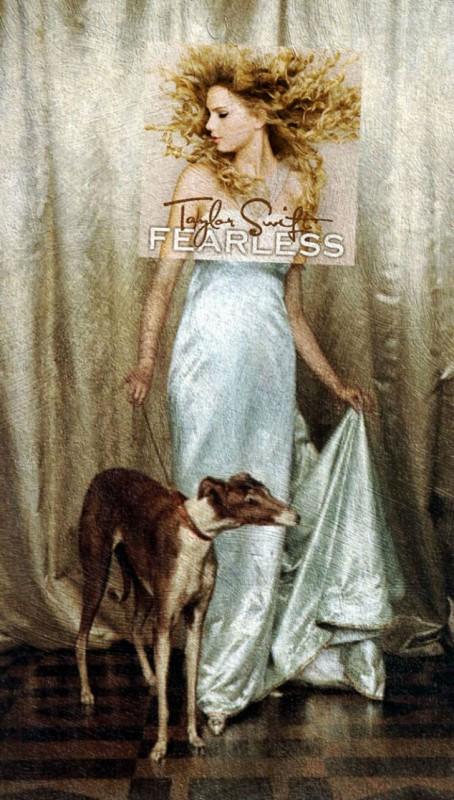 Обложка альбома Тейлор Свифт Fearless и картина Витторио Реджианини «Хорошие товарищи».
