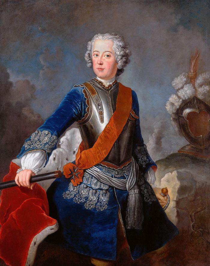 Фридрих II Великий, король Пруссии Как известно, гениям и безумцам позволено многое — к счастью для