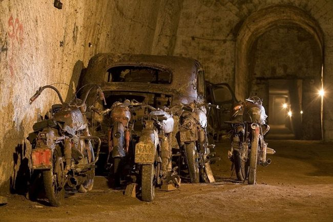 Туннель Бурбонов: удивительный Неаполь