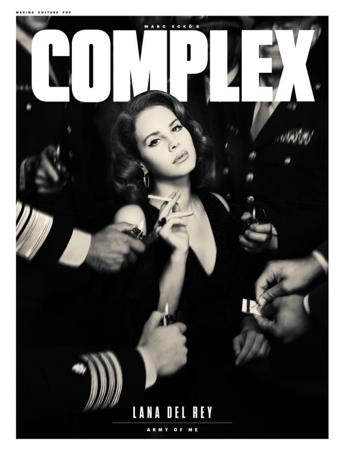 Лана Дель Рей в Complex Magazine (6 фото)