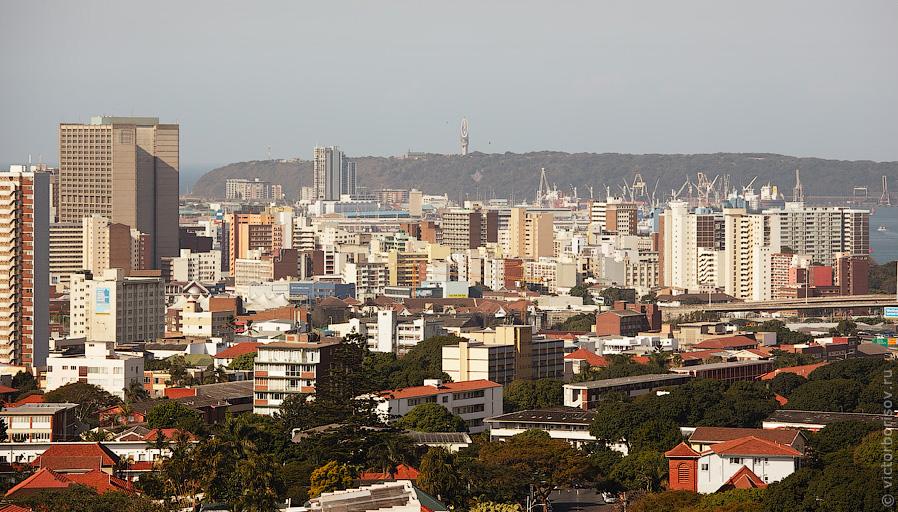 Порт. Крупнейший в Африке: