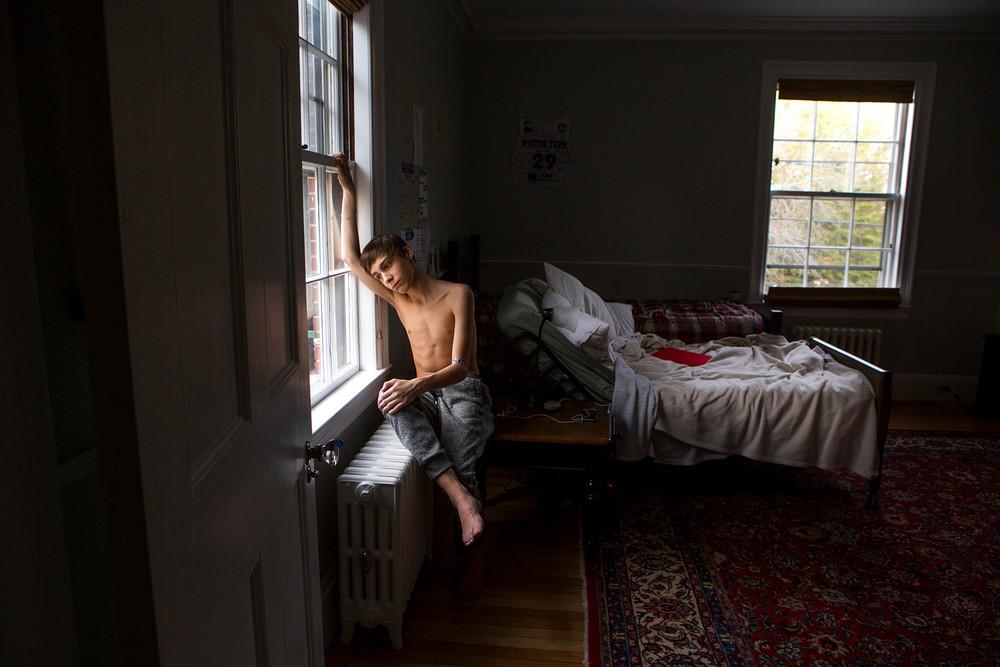 Победительница конкурса Getty Images заглядывает в американские спальни (13 фото)