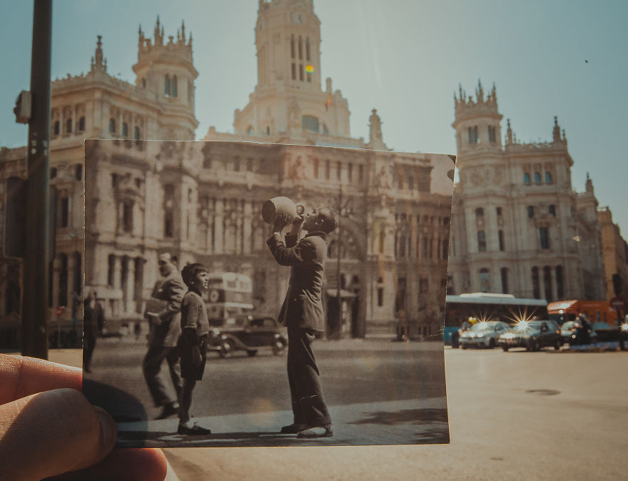 Мадрид.