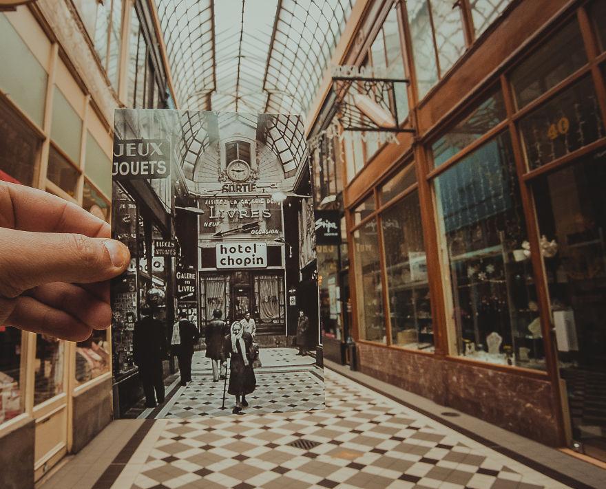 Париж.   Мадрид.