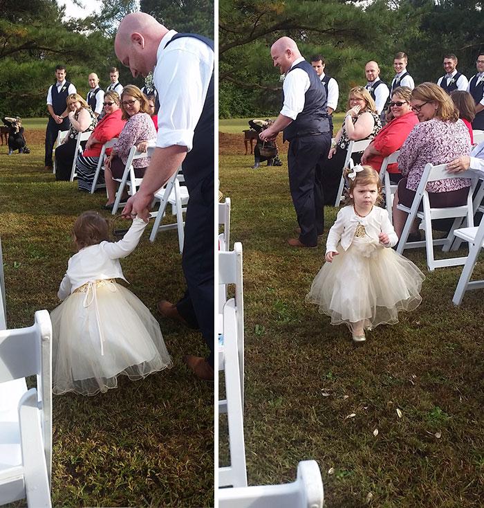 Доказательства, что дети — самые несчастные гости свадеб