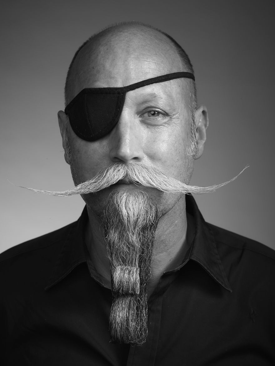 Бороды 2017 года со всего мира: 38 фото