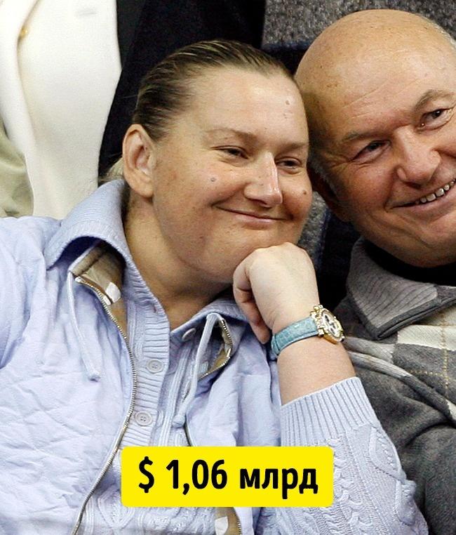 © reuters.com      Жена бывшего мэра Москвы Юрия Лужкова развивает гостиничный бизнес вР