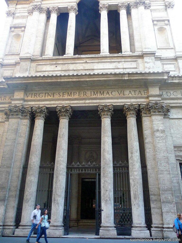 Chiesa  di Santa Maria in Via Lata  (17).jpg