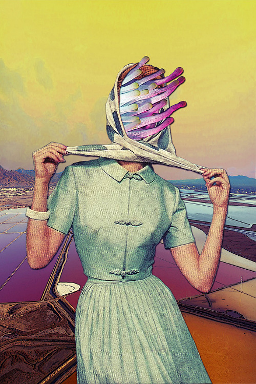 Modern Vintage Collage – Eugenia Loli (12 pics)