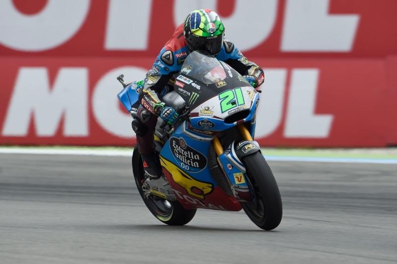 Росси: Франко Морбиделли будет сильным соперником для всех в MotoGP