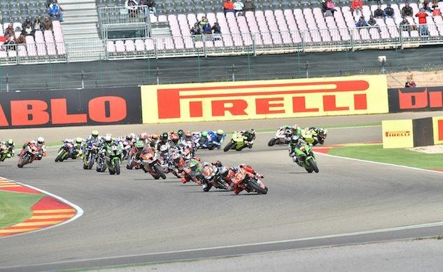 Компания Pirelli продолжит поставлять резину в WSBK до 2020 года