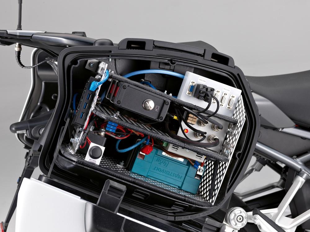 Мотоцикл BMW R1200RS ConnectedRide