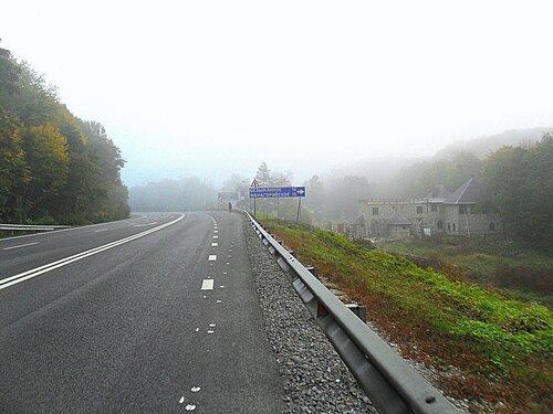 Наш путь в тумане ... SAM_4227.JPG