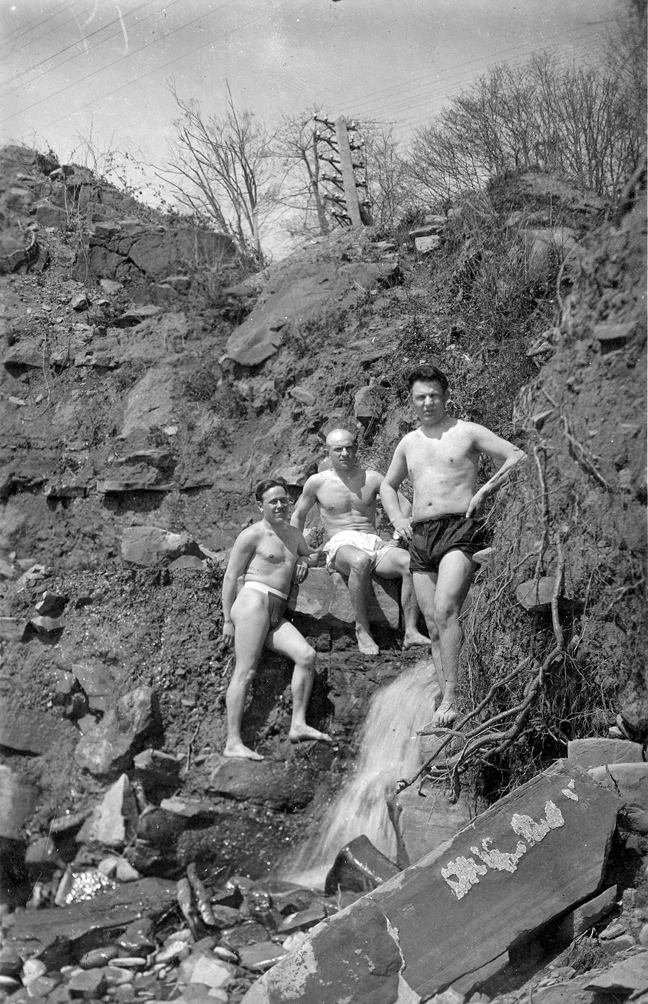 1938. Сочи. Санаторий НКВД №4