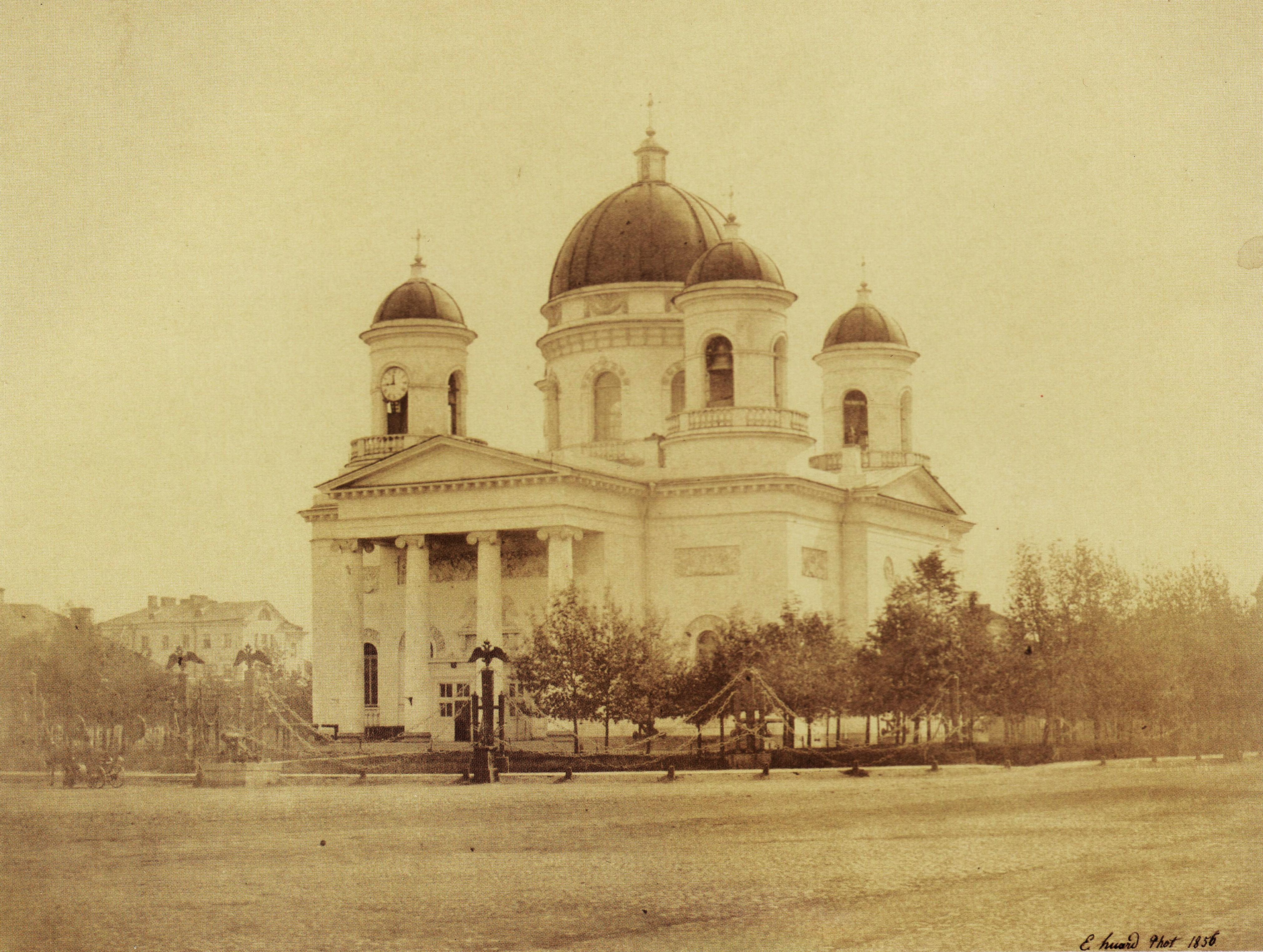 1856. Преображенский собор