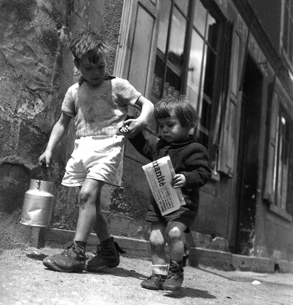 1946. Улица Марселин Бертелин