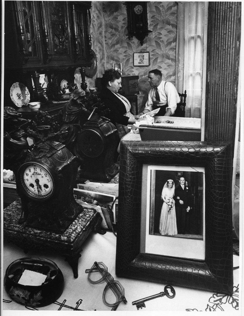 1953. Жизнь мадам Люсьенн