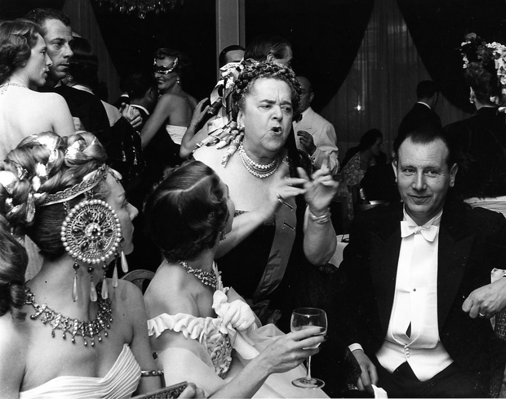 1952. Сплетни от Эльзы Максвелл