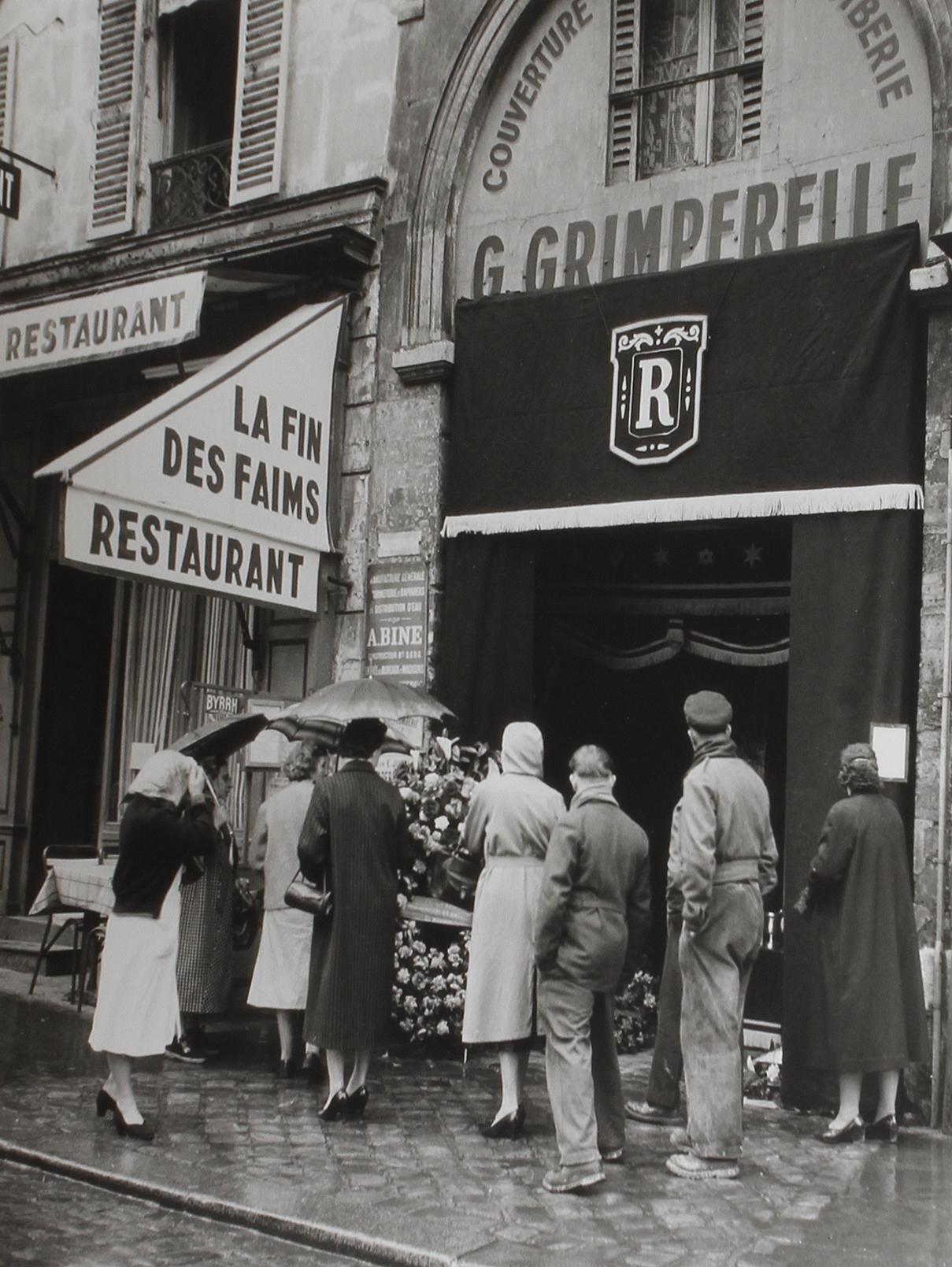 1950. Конец голода