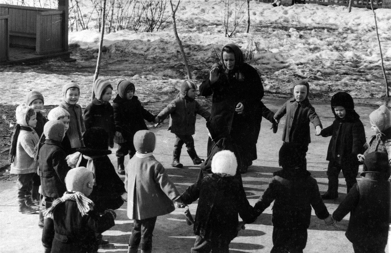 1967. Детский сад на Мира, 8а